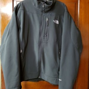 The North Face mens jacket shell Large